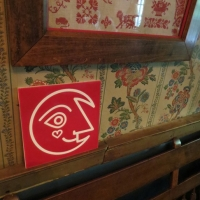 red-tile-withrew-stich-work